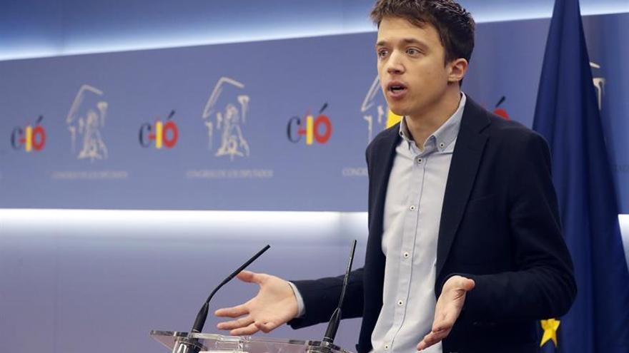 Errejón dice que actuó como Podemos le enseñó: Si no va bien, hay que abrirse