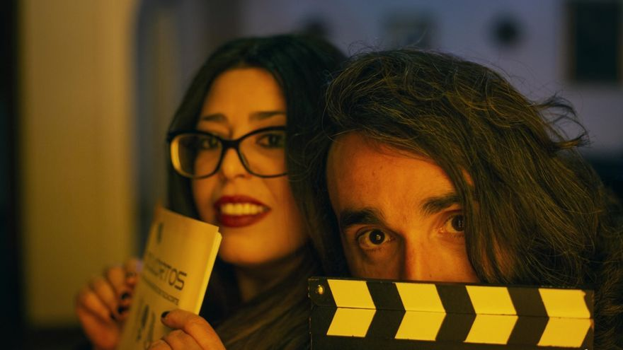Beatriz Gómez y Juan Diego Suárez.