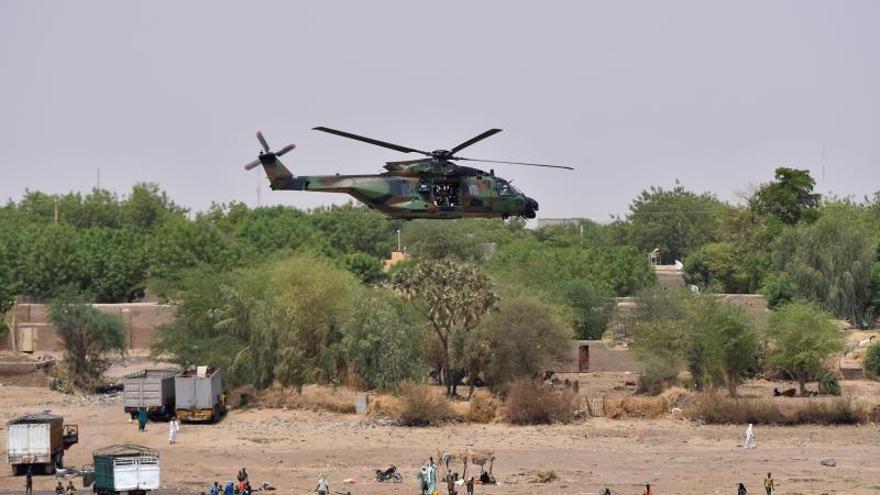 Trece militares franceses mueren en Mali en un accidente de helicóptero