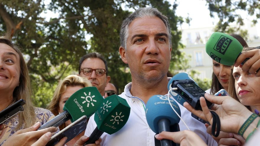 """Bendodo dice que Andalucía """"estará a la altura"""" para recibir al 'Open Arms' y aprecia """"falta de lealtad"""" del Gobierno"""