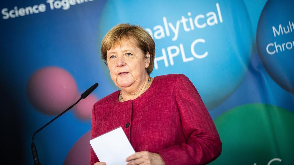La canciller alemana, Angela Merkel, tuvo su definición más clara respecto a su condición de feminista.
