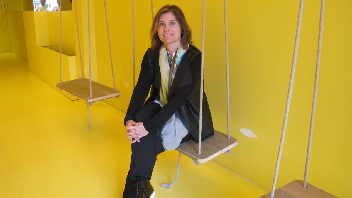 Victoria Sánchez, nueva decana de la Facultad de Bellas Artes de la Universidad de Murcia