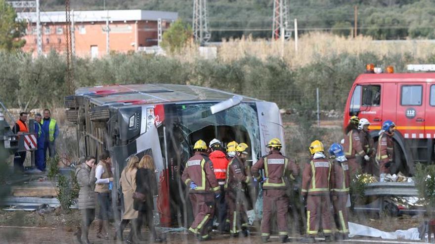 Habilitan el 902 40 00 12 para información desde fuera Cataluña por el accidente