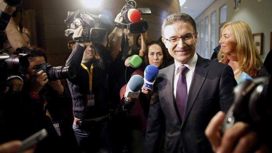 """El juez ve """"indicios de criminalidad"""" del exdelegado del Gobierno en Valencia por amaño de contratos"""