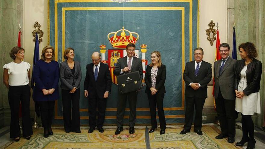 """Catalá pide respuesta de Estado para afrontar """"reforma integral"""" de Justicia"""