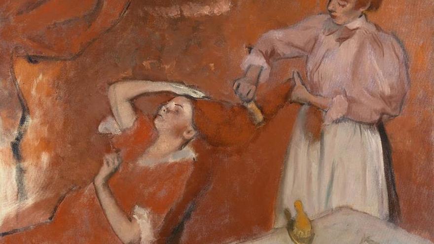 Londres destapa las obsesiones de Degas en una muestra en la National Gallery