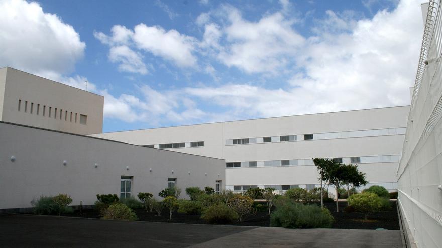 Instalaciones del Hospital del Sur, en Arona (Tenerife)