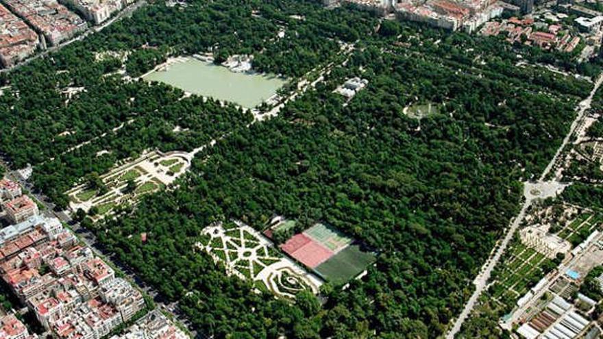 Parque de El Retiro | Imagen: esmadrid.com