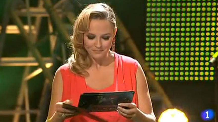 """Los """"sobres"""" de Bárcenas también se cuelan en la gala de Eurovisión"""