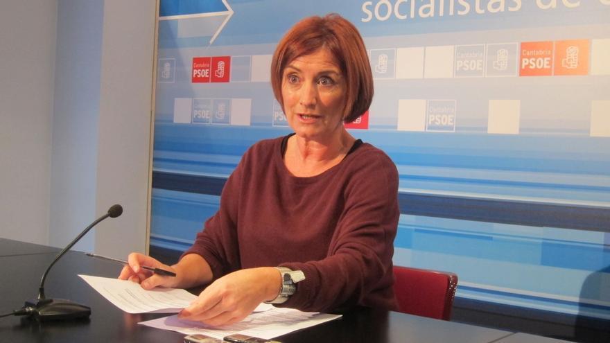 Puerto Gallego pide al PP de Cantabria que haga valer su postura contraria al 'fracking' ante el Gobierno de Rajoy