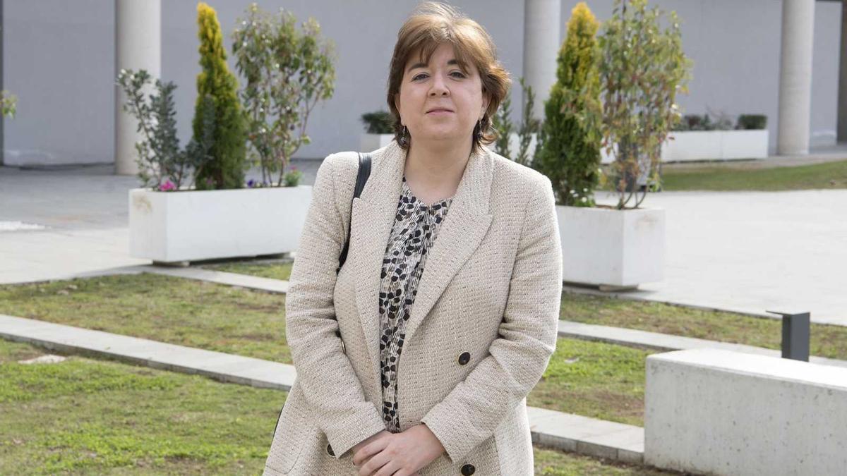 Concepción Cascajosa en una imagen de archivo