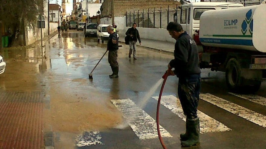 Cuatro provincias mantienen activos planes por inundaciones y más de 300 personas siguen desalojadas en Andalucía