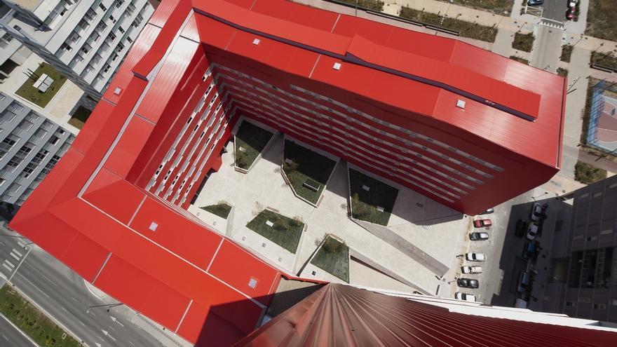 El edificio de alta eficiencia energética de Visesa en Vitoria recibe un premio que reconoce su edificación sostenible