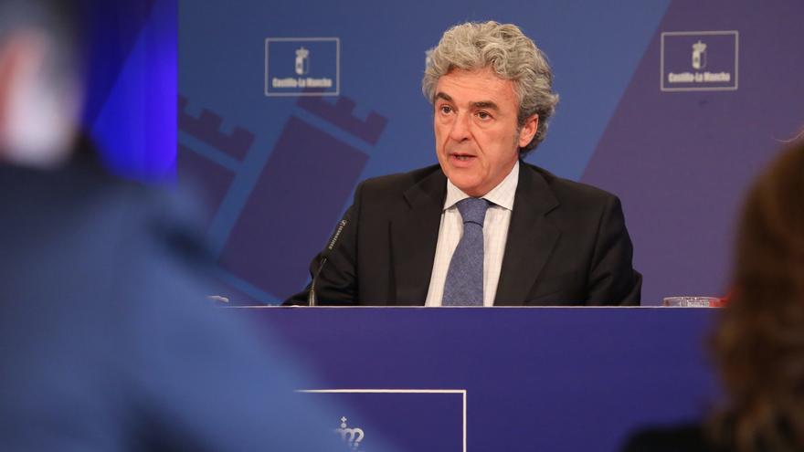 Leandro Esteban, portavoz de Gobierno. 23 de abril de 2015