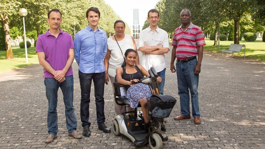 Una profesora universitaria mozambiqueña cursa un máster en la UPNA dentro de un programa de cooperación al desarrollo
