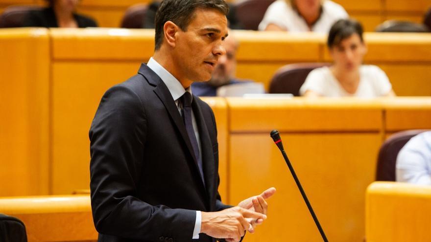 Sánchez, a favor de aumentar la presión fiscal en España para ingresar hasta 80.000 millones más
