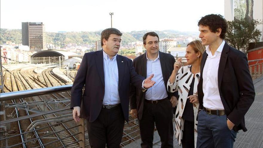 El PNV dice que es la única garantía de que la voz de los vascos llegue a Madrid