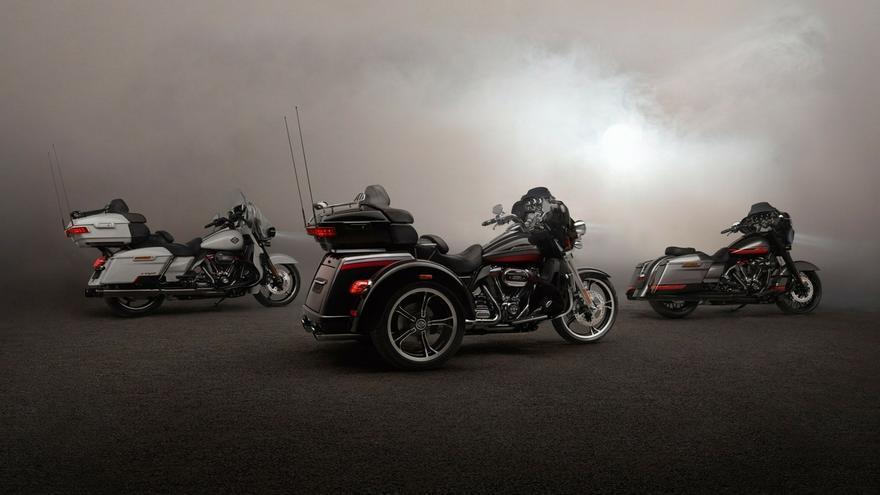 El VII Harley Eguna reunirá este fin de semana en Sodupe (Bizkaia) a más de 1.500 moteros