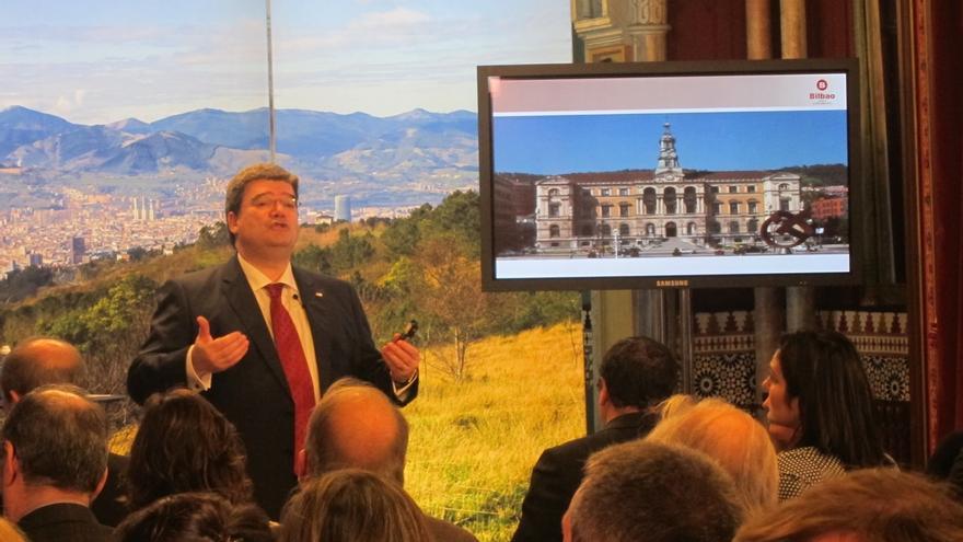 """Bilbao recoge en un Plan de Gobierno """"evaluable y revisable"""" sus 16 proyectos estratégicos y cerca de 600 actuaciones"""