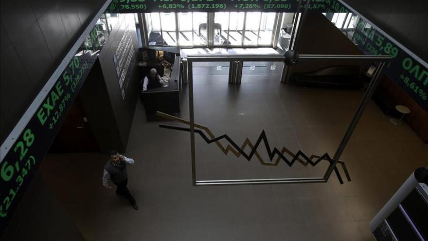 La Bolsa de Atenas sube un 1,41 % en la apertura