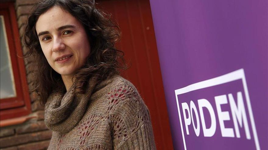 """Podem propone""""alianza social y política"""" para disputar el Govern a CiU el 27S"""