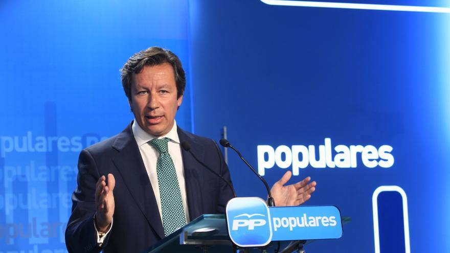 """Floriano dice, tras el dato de la EPA, que España va en """"la buena dirección"""" y que en primavera se creará empleo neto"""