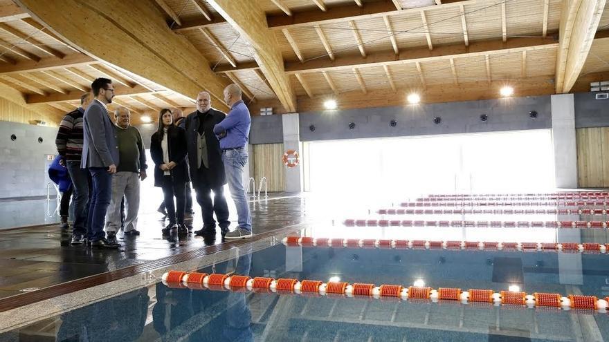 La nueva piscina se inaugura este fin de semana