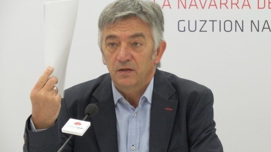 """Martínez dice que los cien primeros días del Gobierno foral son """"positivos, esperanzadores y profundamente sociales"""""""