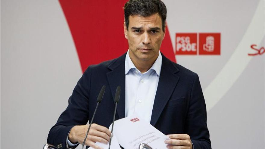 El PSOE pide depreciar el euro y planes europeos para los países con más del 15 % de paro