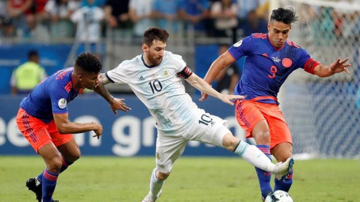 Argentina jugará hoy en la ciudad de Barranquilla ante Colombia