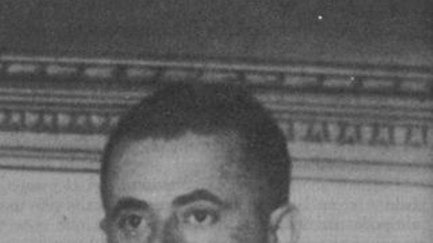Felipe Alaiz, en un retrato sin fecha.