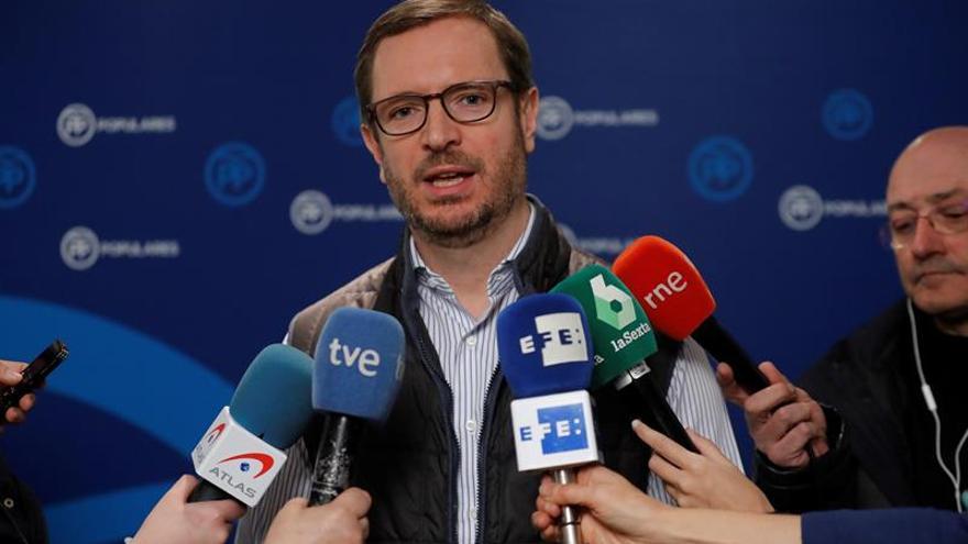 El PP pide al PSOE cinco votos al azar para aprobar los PGE y evitar el chantaje del PNV