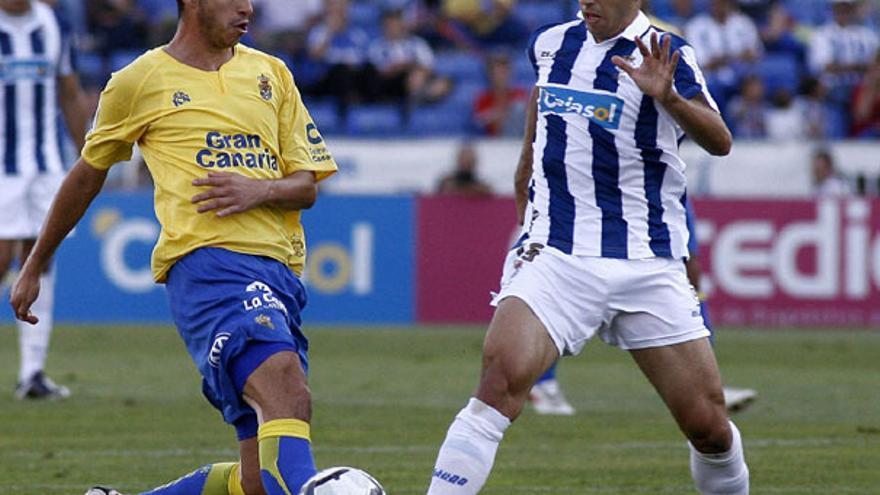 Del partido entre la UD Las Palmas y el Recreativo de Huelva #6