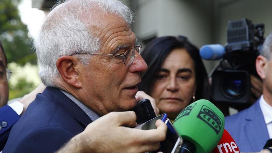 Borrell recuerda que él logró que catalán pueda usarse para dirigirse a la UE