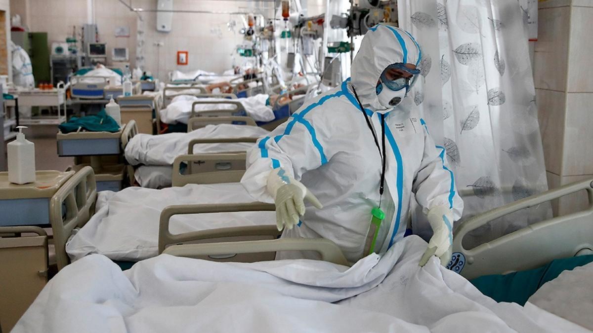 3.977 personas se encuentran en terapia intensiva