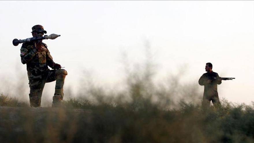 La aviación estadounidense bombardea posiciones yihadistas en la presa de Mosul