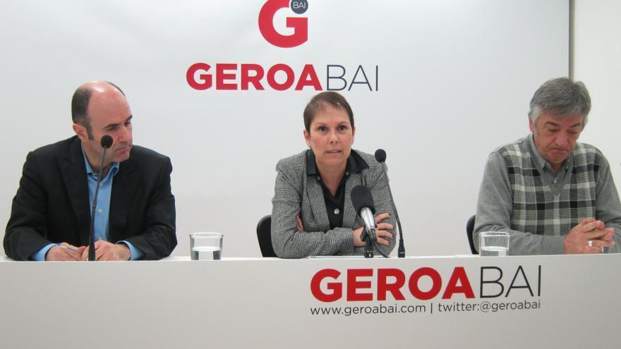 Barkos prepara demanda civil contra UPN por los comentarios sobre su declaración de bienes