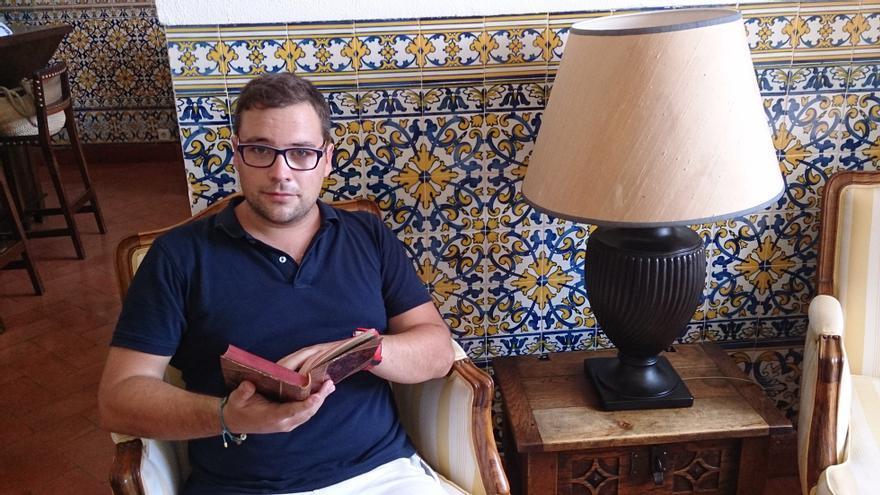 Julio M. Martínez, colaborador de eldiario.es Extremadura