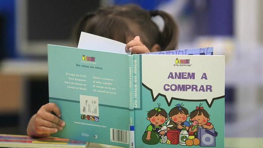 Las AMPAS de Cataluña defienden el actual modelo de inmersión lingüística