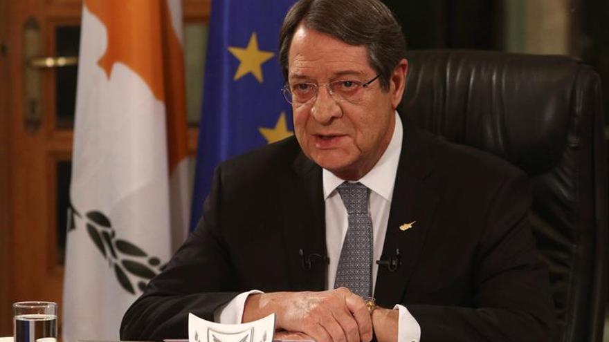 Los líderes greco y turcochipriota acuden con optimismo a una nueva ronda de diálogo
