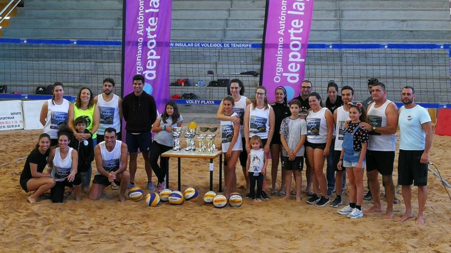 El I Torneo ReyMix de vóley-playa tuvo lugar el pasado fin de semana.