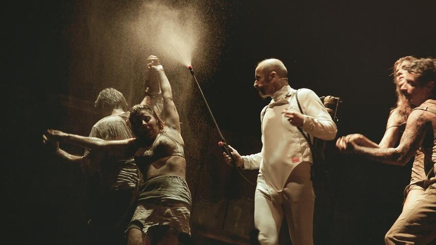 El ciclo 'El Palacio Canalla' trae la obra 'Danzad, malditos', premio MAX al espectáculo revelación