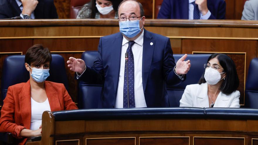 Iceta dice que actuará si ve irregularidades en la compra del Aníbal Vencedor