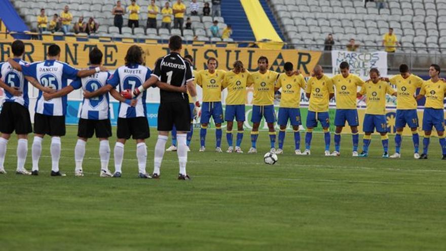 Del UD Las Palmas-Hércules #12