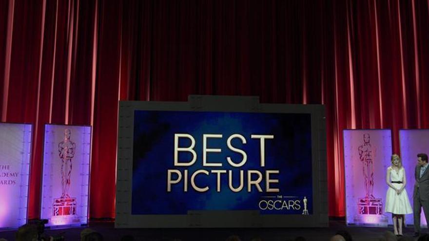 Los Óscar se preparan para desvelar los nominados en su 90 edición