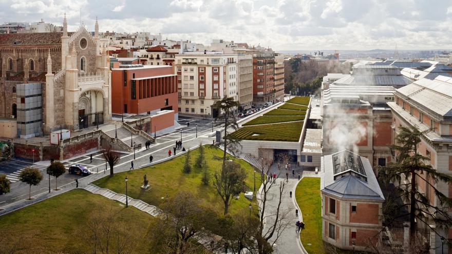 Ampliación del Museo del Prado/ Museo Thyssen