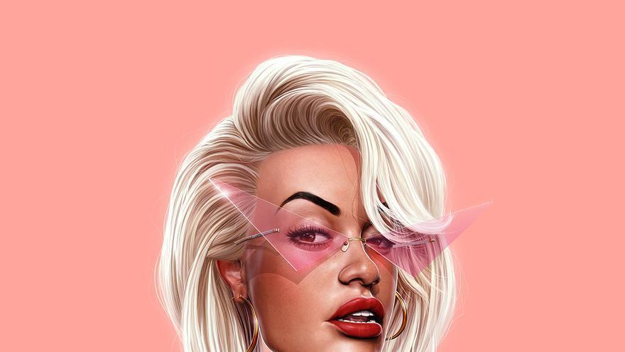 Rita Ora es criticada por la comunidad LGTB con su nuevo tema 'Girls'