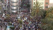 Canarias, una sola voz contra el petróleo