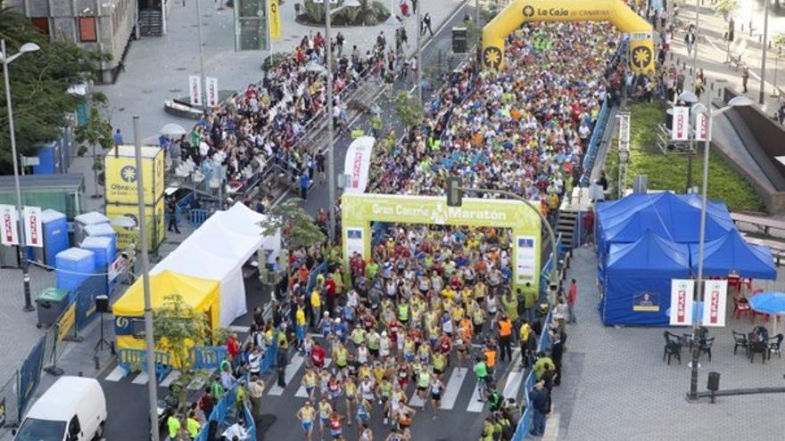 Del Gran Canaria Maratón 2011 #6