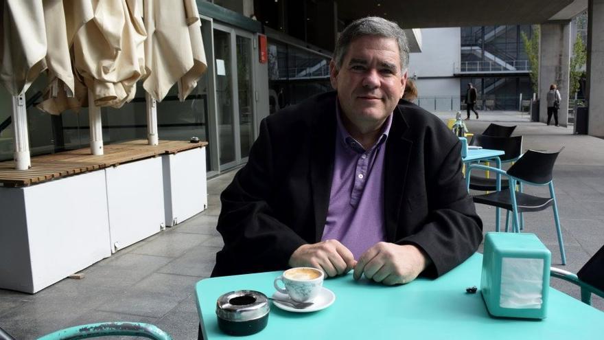 Patrick Duguay, presidente del Chantier de l'Economie Sociale del Quebec